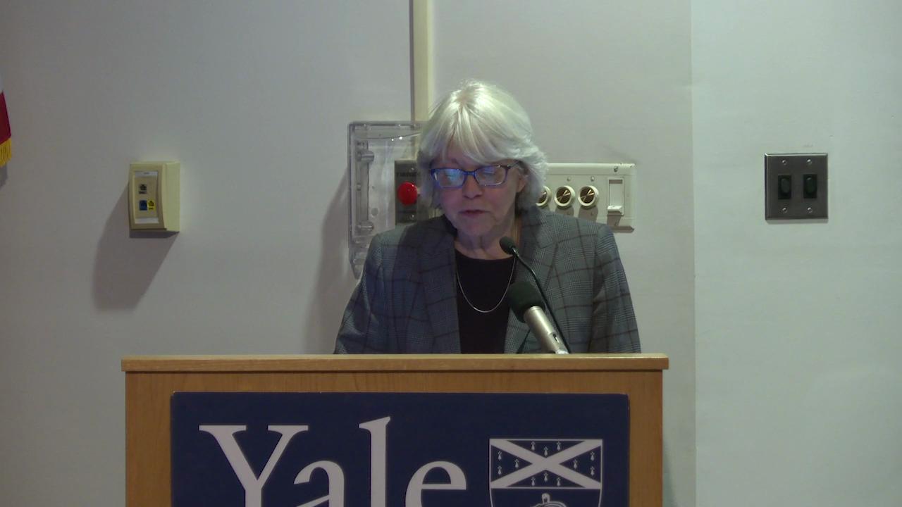 Yale Psychiatry Grand Rounds: November 1, 2016