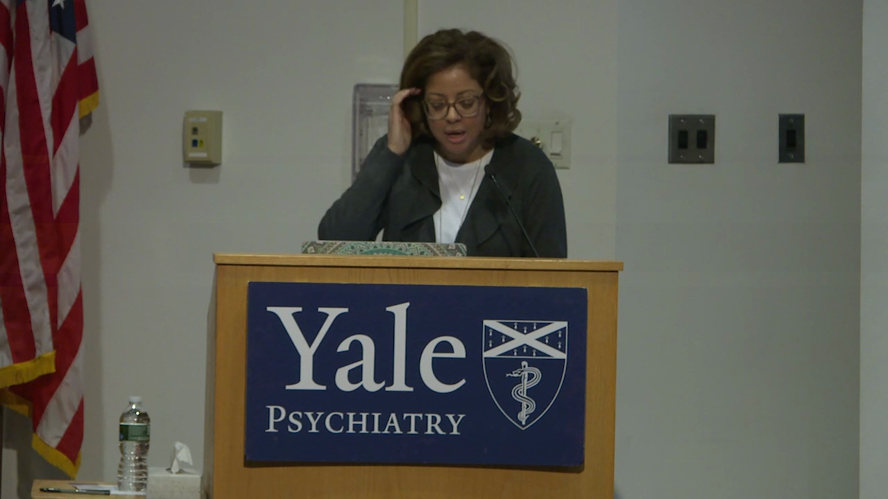 Yale Psychiatry Grand Rounds: December 13, 2019