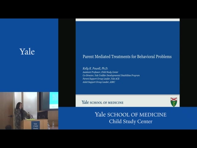 Parent Mediated Treatments for Behavioral Problems