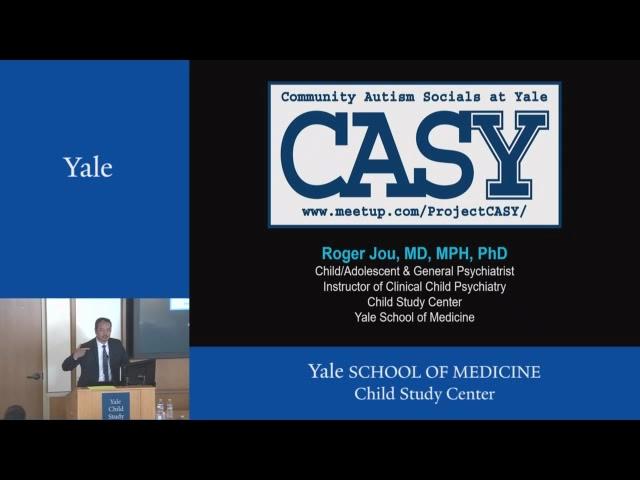 Community Autism Socials at Yale