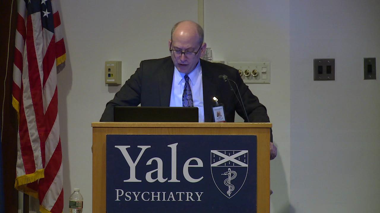 Psychiatry Grand Rounds: Renato Polimanti, Sept. 6, 2019