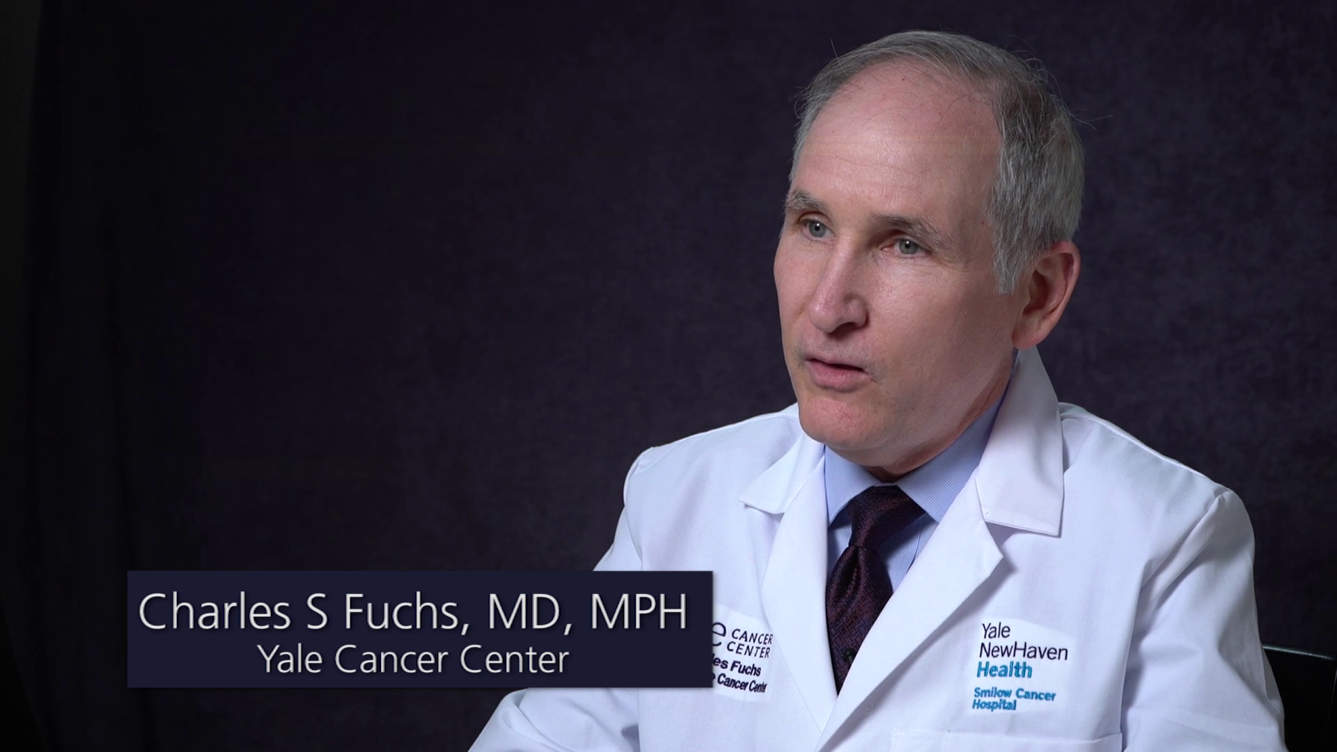 Dr. Charles Fuchs Profile
