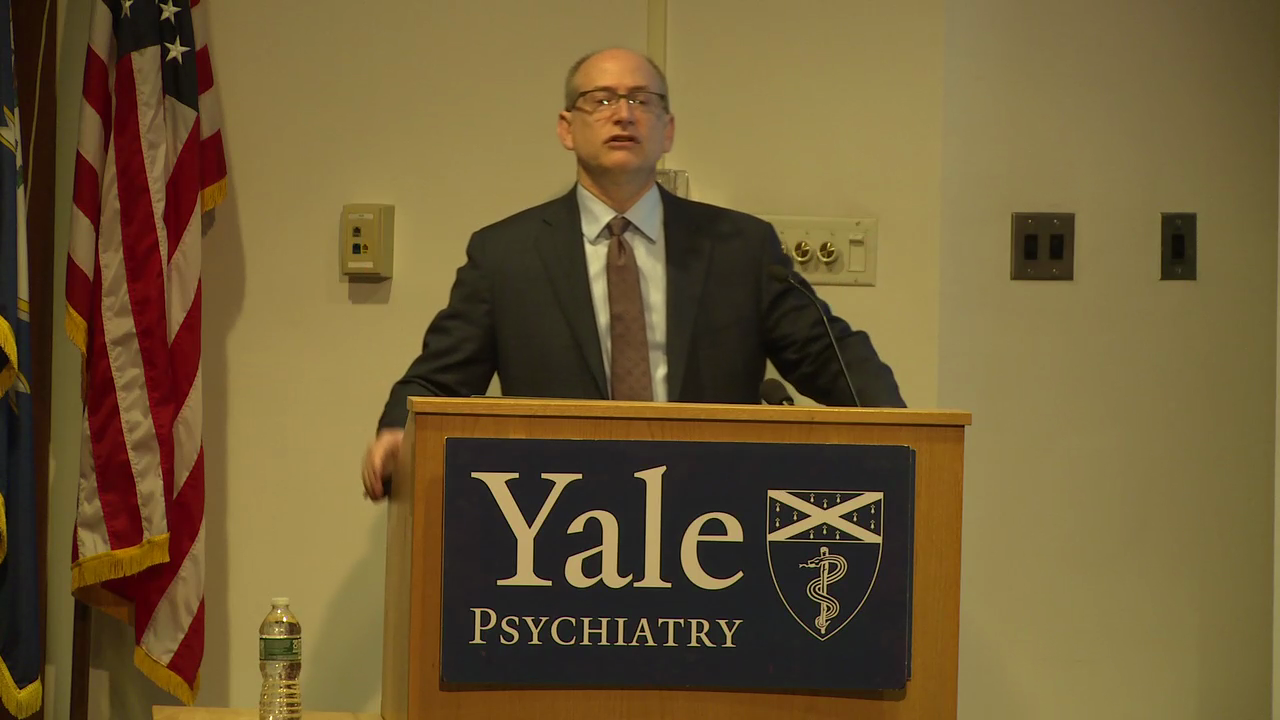 Yale Psychiatry Grand Rounds: January 17, 2020