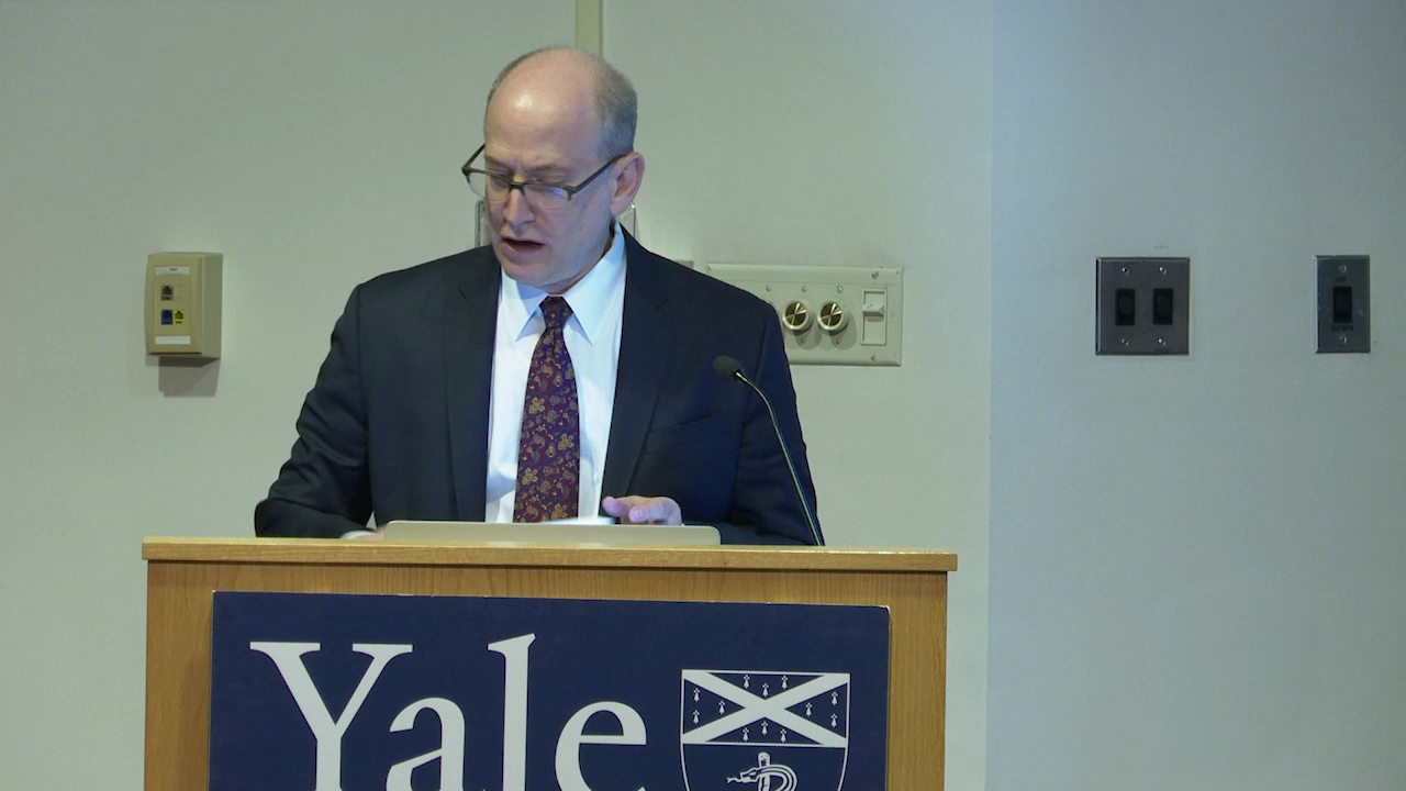 Yale Psychiatry Grand Rounds: February 21, 2020