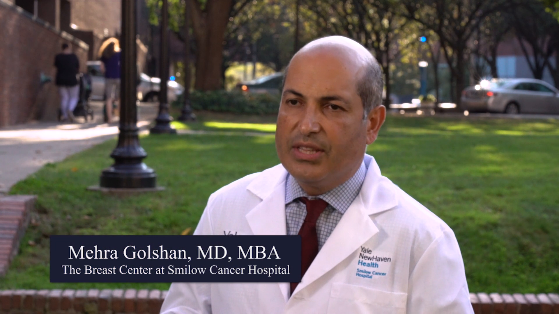 Dr. Mehra Golshan on the Need for Breast Cancer Screening and Warning Signs of the Disease