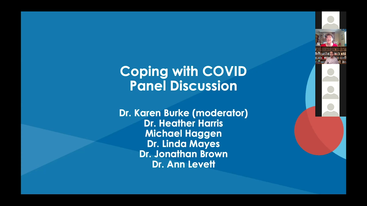 Coping with COVID: A Panel Discussion (Educators and selected Yale staff)