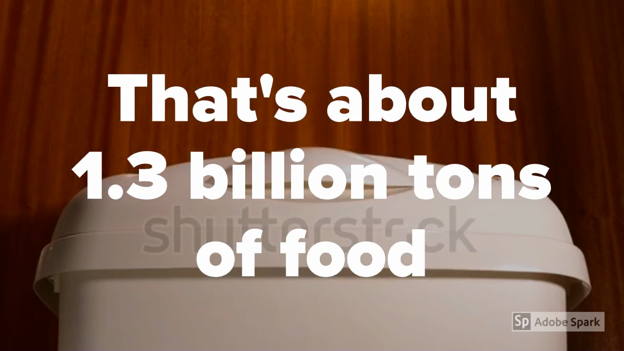 Saving Wasted Food