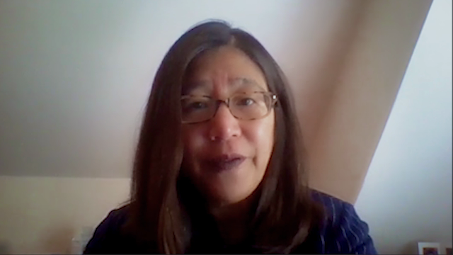 Get to know a Caregiver: Anne Chiang, MD, PhD