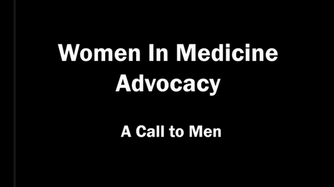 Dr. Naftali Kaminski speaks on gender equity advocacy