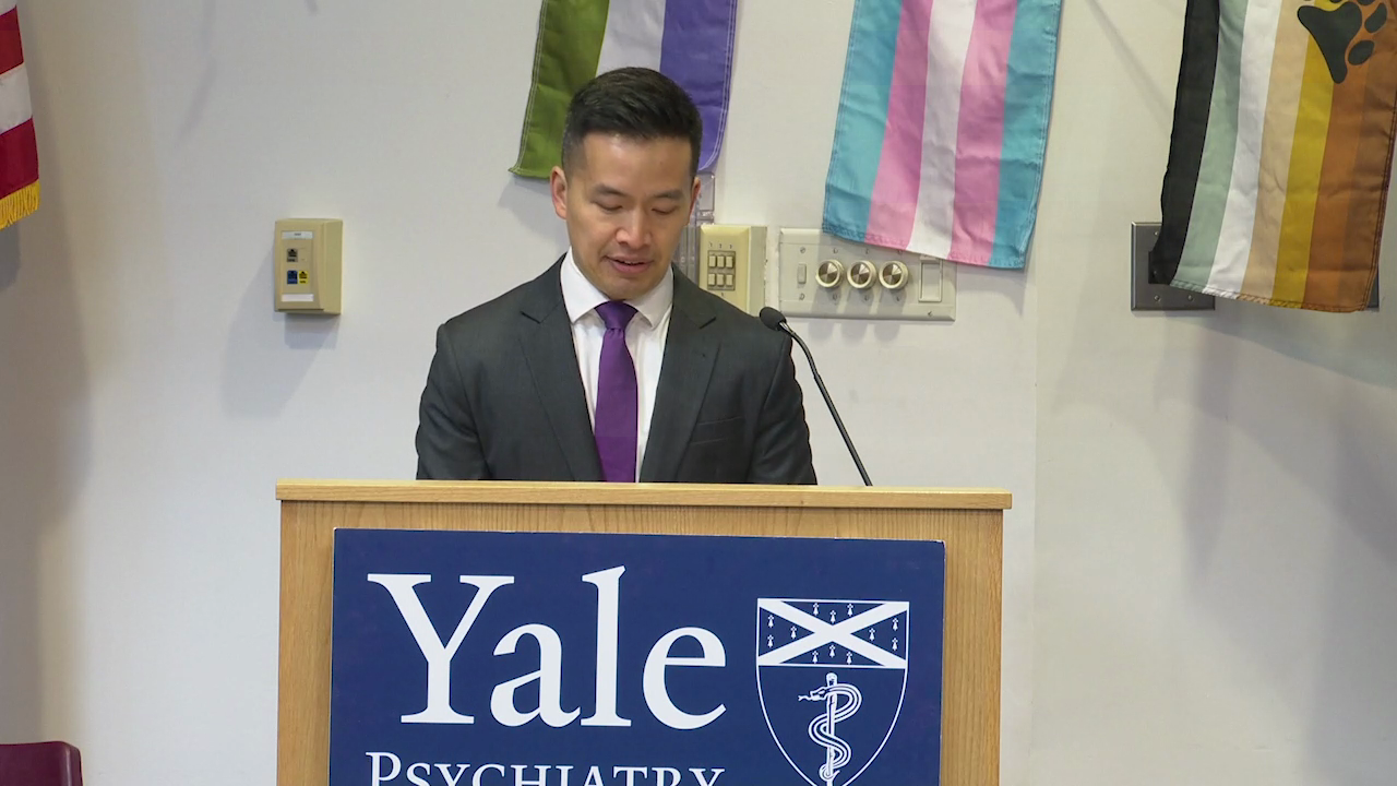 Yale Psychiatry Grand Rounds: February 14, 2020